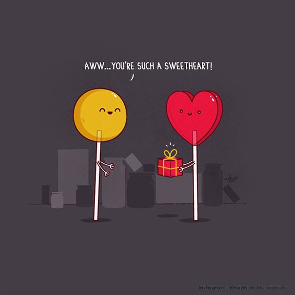 you`re a sweetheart