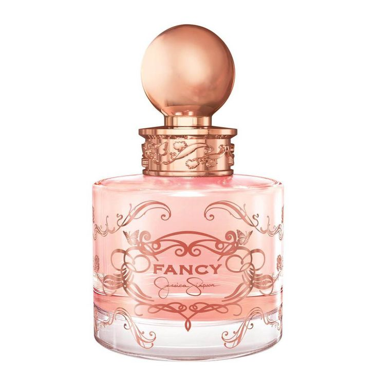With flavors like pear, apricot, red berries, and vanilla, this Jessica Simpson fancy eau de parfum is perfect for the outgoing and feminine individual. The Fancy perfume sprays fragrance is perfect for turning some heads when youre out and about.