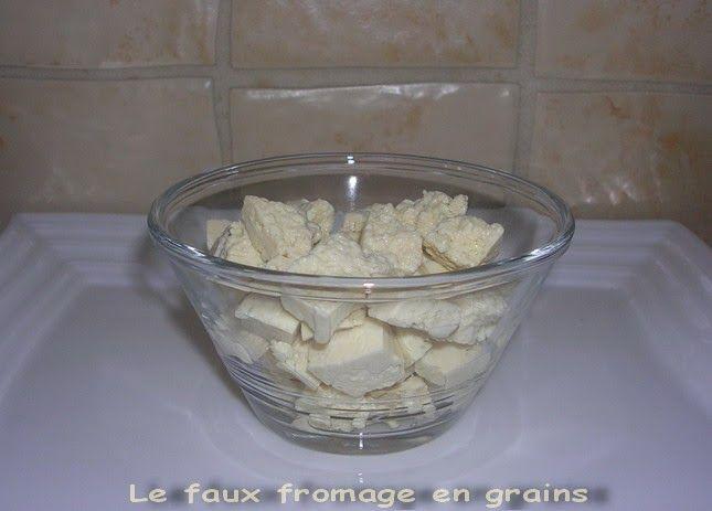 Voici une recette de tofu mariné au goût de fromage en grains. Le fait de le faire mariner lui donne le petit goût acidulé et salé retrouv...