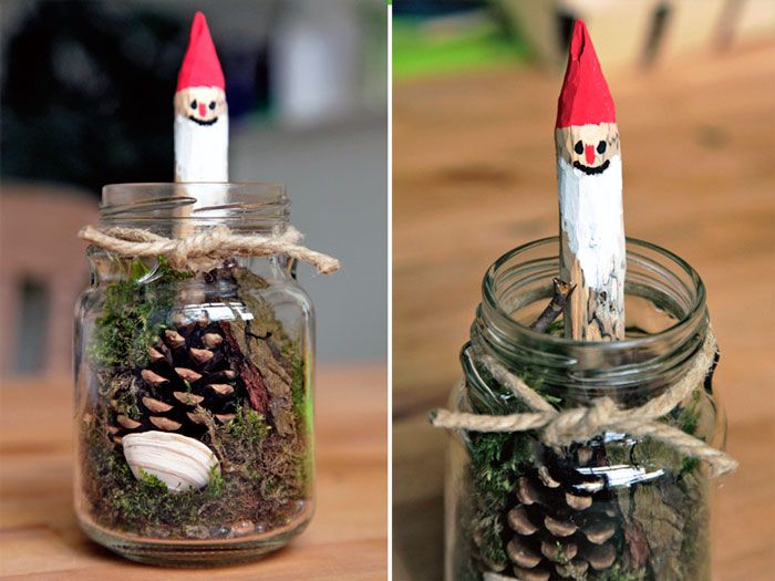 Bloesem Kids   DIY jam jar gnome terrarium @Luis Lechuga