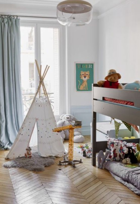 """This wonderful boy's bedroom is from our feature """"French Fancy"""""""