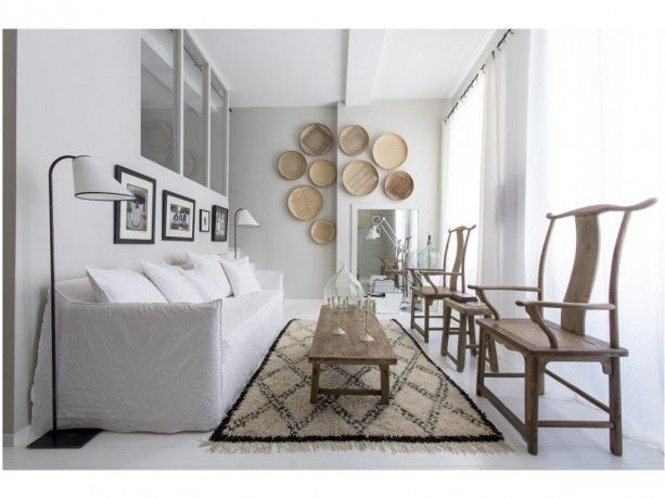 23 best SALON DECO ETHNIQUE CHIC images on Pinterest Living room