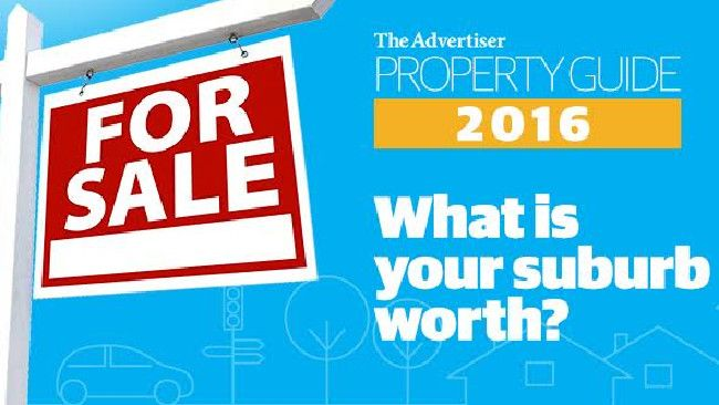 IF you're looking to buy, sell or a rent a house in South Australia, make The Advertiser's 2016 property guide your best friend.