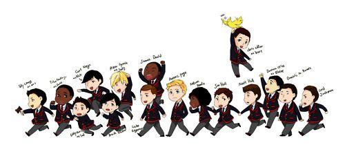 Www Glee Riker Carter Kiss: All Things Glee, The