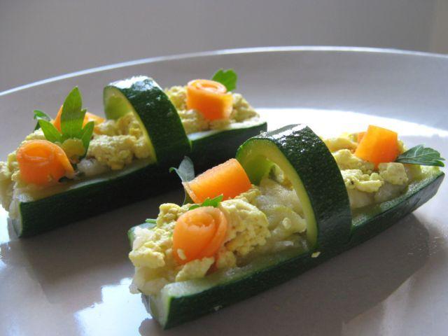 Cestini primaverili di zucchine – Vegan blog – Ricette Vegan – Vegane – Cruelty Free
