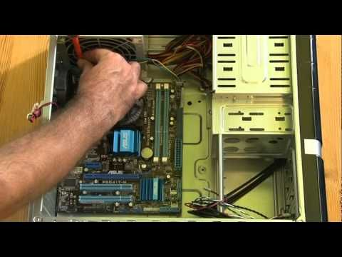 Video tutorial Ensamblaje PC - YouTube