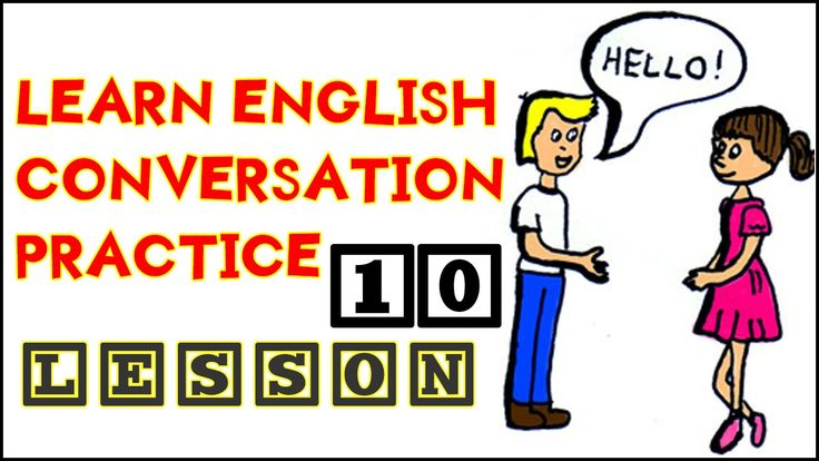 English Conversation Lessons 10 | English Speaking Practice | Learn engl...
