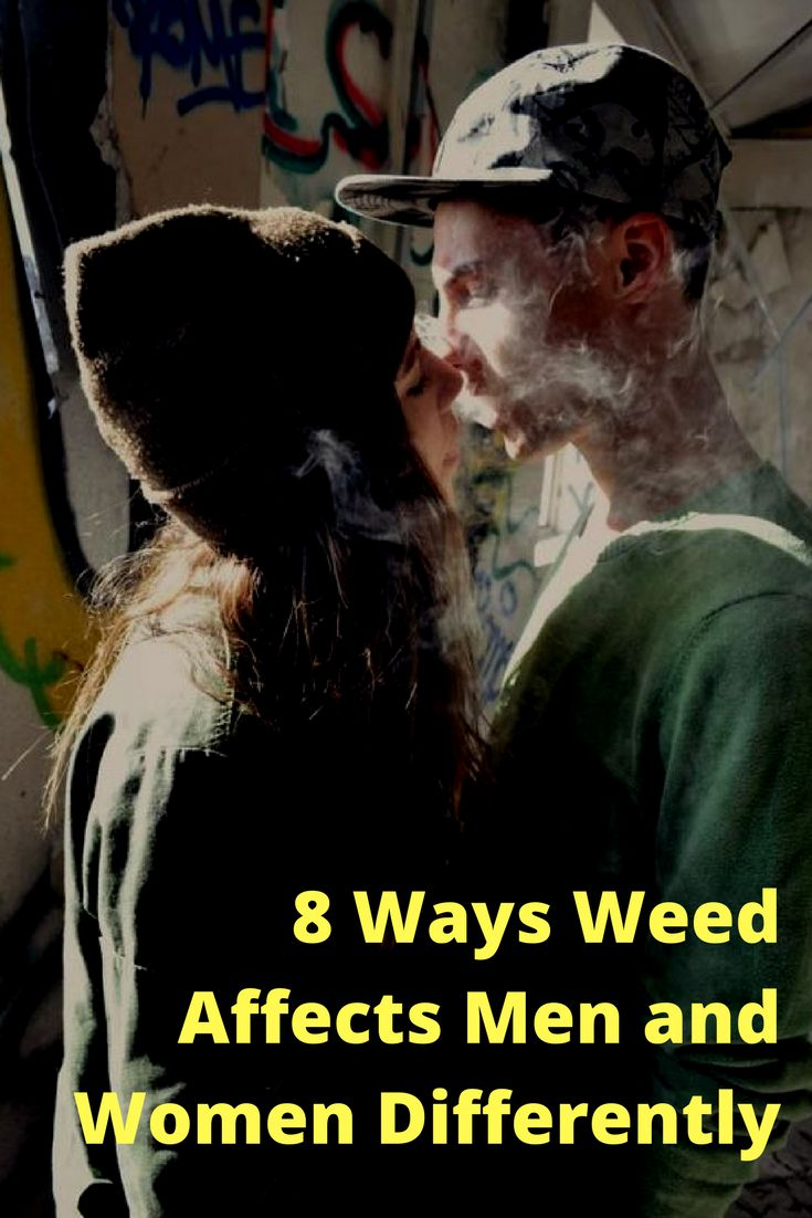 8 Ways Weed Affects Men and Women Differently  See it on http://Papr.Club as a Monthly Subscription