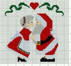 Noel ponto cruz