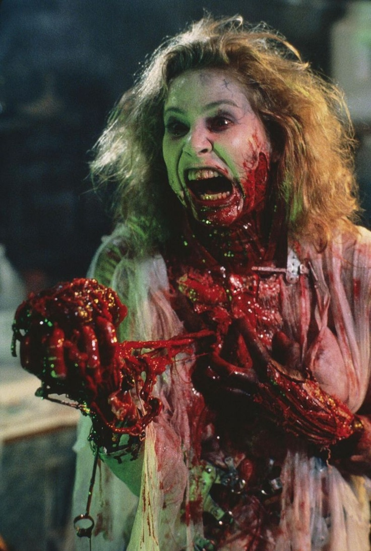 "Gloria ""Kathleen Kinmont"" Bride Of Re-Animator (1990)"
