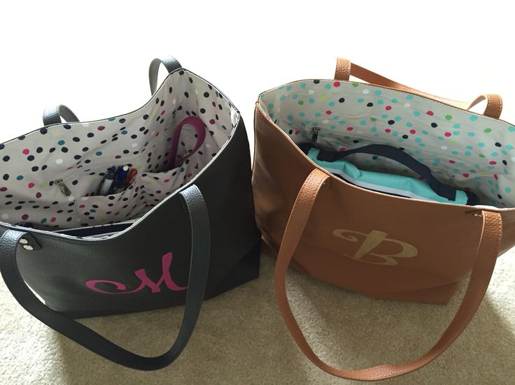 Around Town Totes!  Love them. #thirty-one #31 #thirtyonegifts