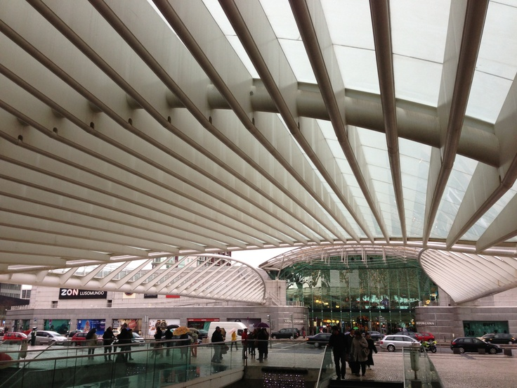 Vasco da Gama by Calatrava