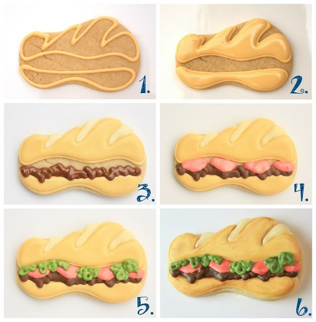 Sandwich Cookies using the flip flop! https://cookiecutter.com/store/Search.aspx?searchTerms=flip+flop&submit=true