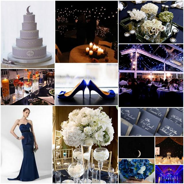 """Star Night Wedding Theme: 17 Best Images About Theme: """"Van Gogh's Bella Notte"""