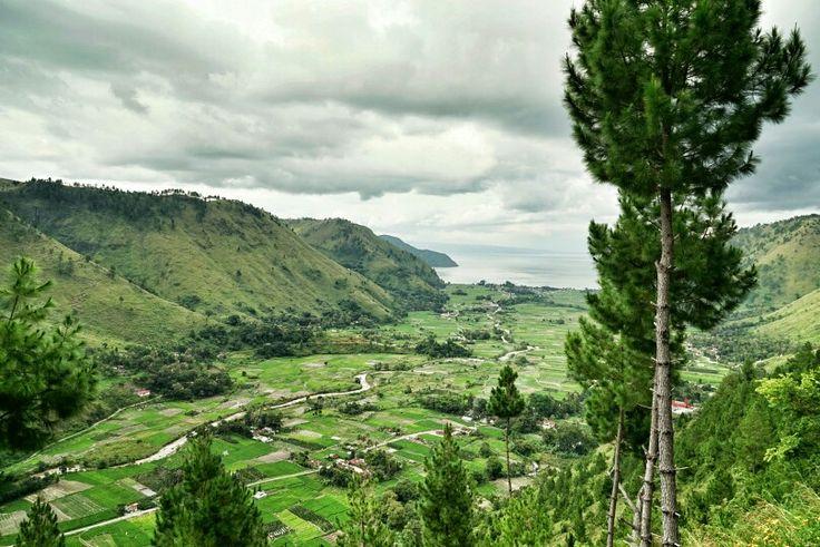 Bakara village, Northern Sumatera