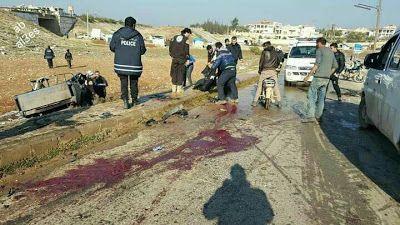 Lagi Jet Koalisi AS Targetkan Anggota Jabhah Fath al-Sham Jet tempur koalisi internasional pimpinan Amerika Serikat dalam 24 jam terakhir kian gencar menargetkan para komandan dan anggota Jabhah Fath al-Sham di wilayah Idlib. Menurut data yang dihimpun Al-Jazeera Jumat dini hari (13/01) sedikitnya 21 mujahidin Jabhah Fath al-Sham syahid akibat serangan jet koalisi selama 24 jam.  Melansir dari sejumlah sumber Al-Jazeera mengatakan bahwa serangkaian serangan udara koalisi itu menargetkan…