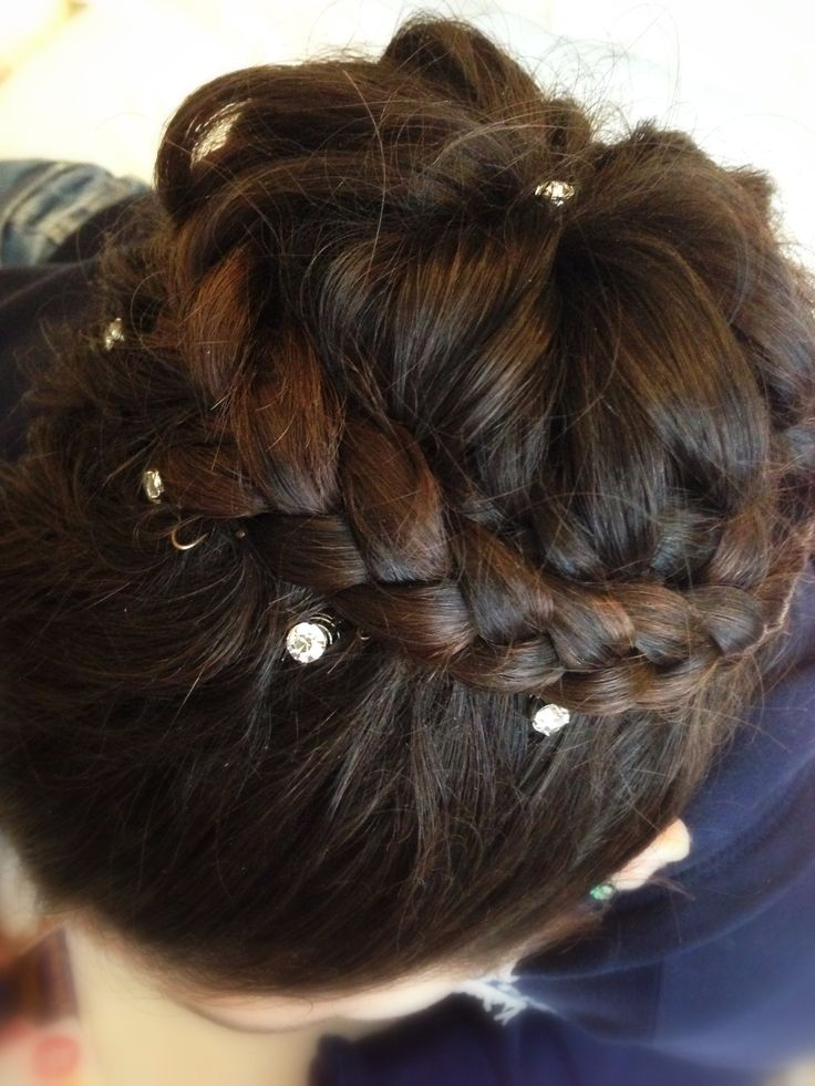 Soap Awards 2014. Fabulous hair by Sarah at The Hair Shop, Horsham.