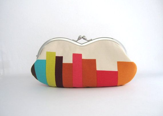 Statement Clutch - ZOMA STATEMENT CLUTCH by VIDA VIDA