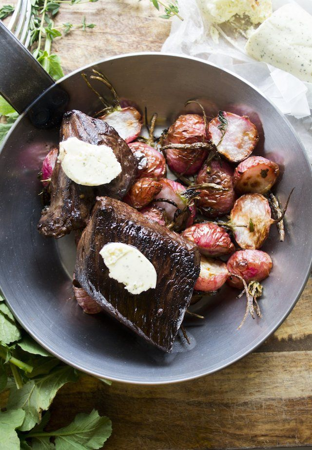Easy recipe for hanger steak