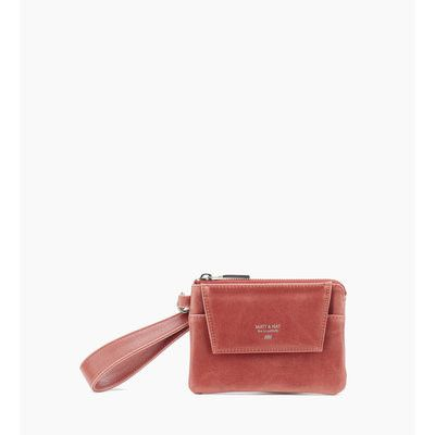Matt and Nat Wristlet - Black, Chocolate, Paprika, Caramel – DenimBar