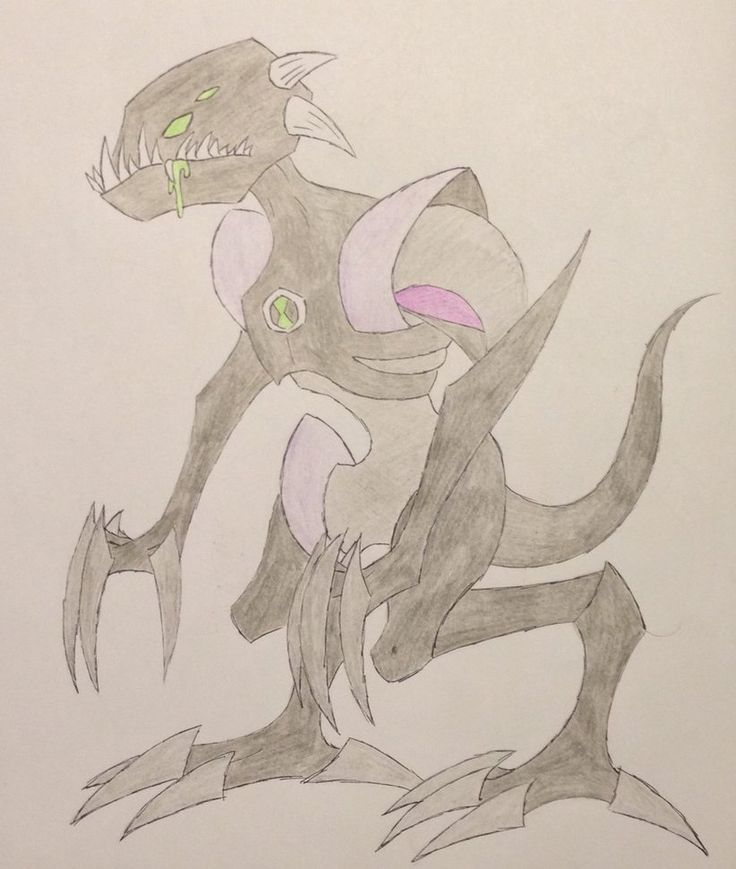 Xenophobe by Fanficwriter1