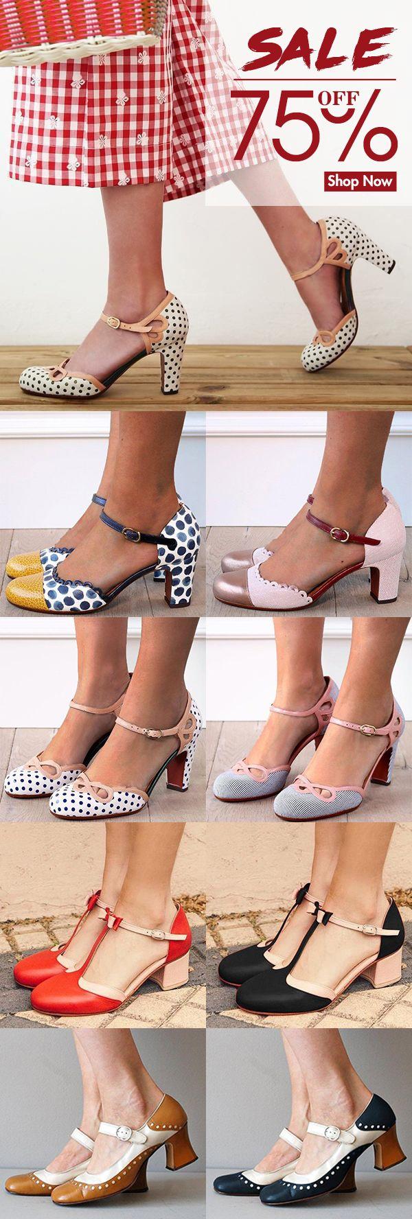 JETZT EINKAUFEN >> 75% RABATT! 10+ Hot Fashion Sandals Schuhe Picks für Ihre täglichen Outfits.
