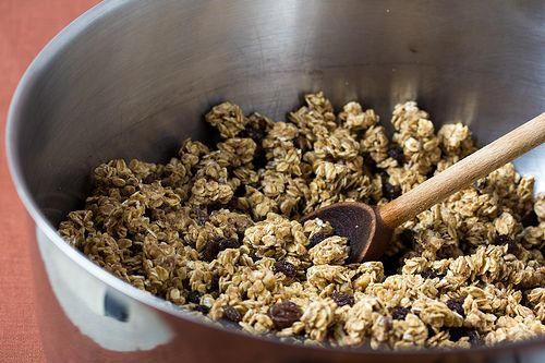 Ready to take #granola beyond #breakfast? This wholesome treat can replace breadcrumbs, flour, and other grains in certain #recipes, having the power to transform your everyday dishes into something with a bit of crunchy pizzazz. Here are four unusual—and tasty!— granola recipes to take you from lunch to dinner to dessert. http://www.organicauthority.com/4-unusual-granola-recipes-from-lunch-to-dinner/