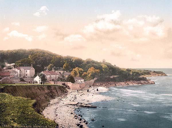 Heysham Village, Morecambe, c. 1890