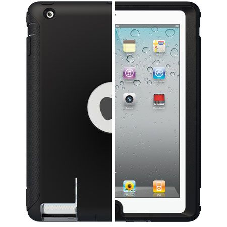 "The iPad 2 Defender series case by Otter Box-because that tank is the only thing that will save that baby from my ""love."""
