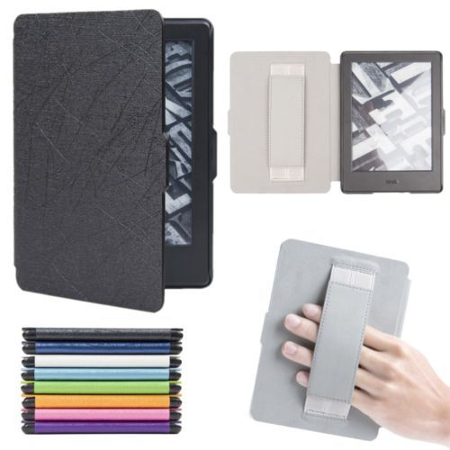 Oracle-Leather-Case-Smart-Cover-Handheld-For-2016-New-Amazon-Kindle-8th-gen