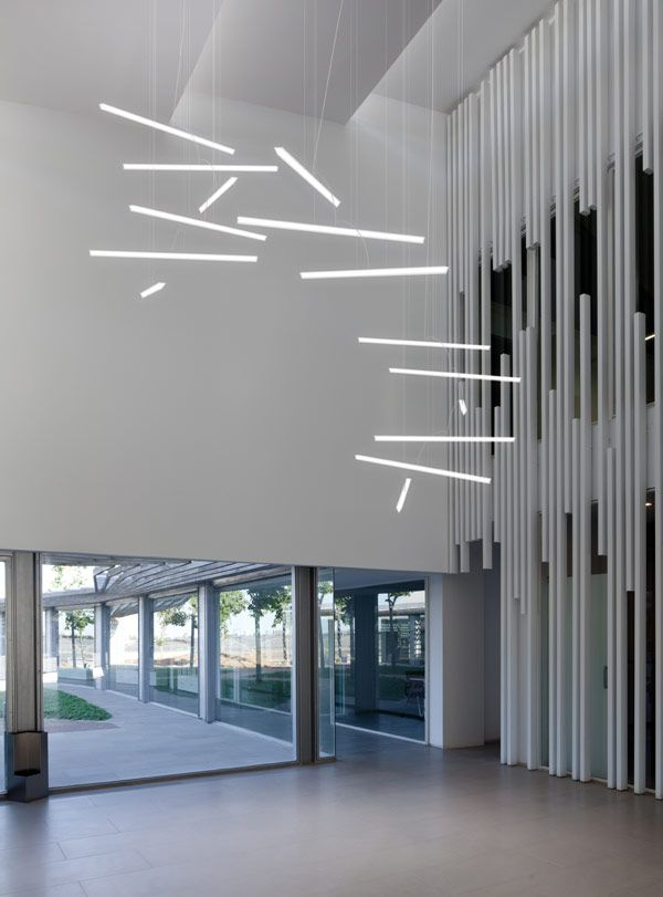 contemporary office lighting. halo stick vibia office elegant lighting collection with a twist by martn aza contemporary