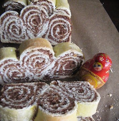 57 best yugoslavian images on pinterest serbian food bosnian potica potica pronounced po teet sa is a yugoslavian bread filled with forumfinder Images
