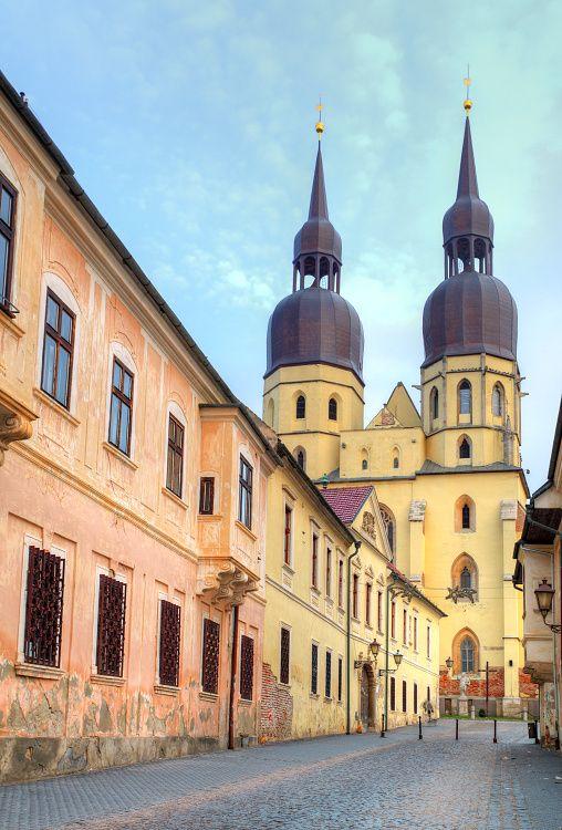 Slovakia, Trnava - Parish Church of St. Nicholas