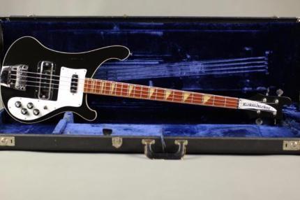 Rickenbacker 4001 '75 E-Bass in Berlin - Friedrichshain | Musikinstrumente und Zubehör gebraucht kaufen | eBay Kleinanzeigen
