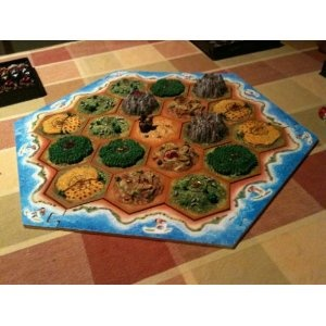 Settlers of catan - Coloni di Catan - boardgame