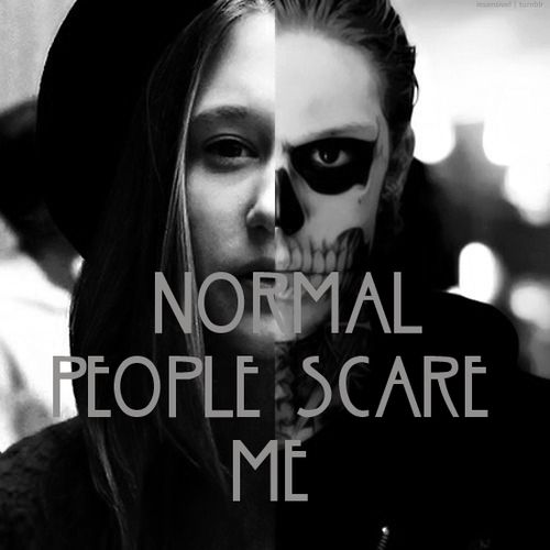 Violet & Tate: American Horror Story,  Tate & Violet