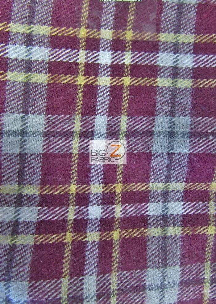 17 Best images about Big Z Plaid Flannel Fabric on Pinterest ...