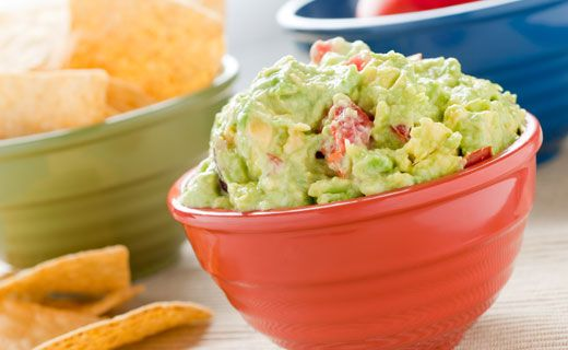 Epicure's Guacamole Olé I always add a little extra lime juice for extra yummy flavour