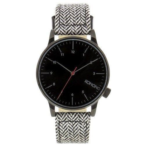 Komono Winston Heritage KOM-W2100, černá, 2090 Kč   Slevy hodinek