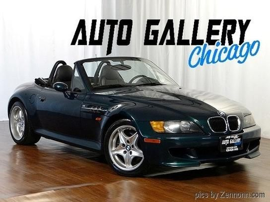 Thank you for visiting another one of Auto Gallery Chicago's online listings! Please continue for more information on this 1998 BMW 3 Series M 3.2L with 54,400 miles. If you're a driving enthusiast, you'll be grateful for the chance to drive this 3 Series M 3.2L convertible. You'll discover what millions of convertible owners have known for years - nothing beats an open air experience. A BMW with as few miles as this one is a rare find. This 3 Series M 3.2L was gently driven and it shows…
