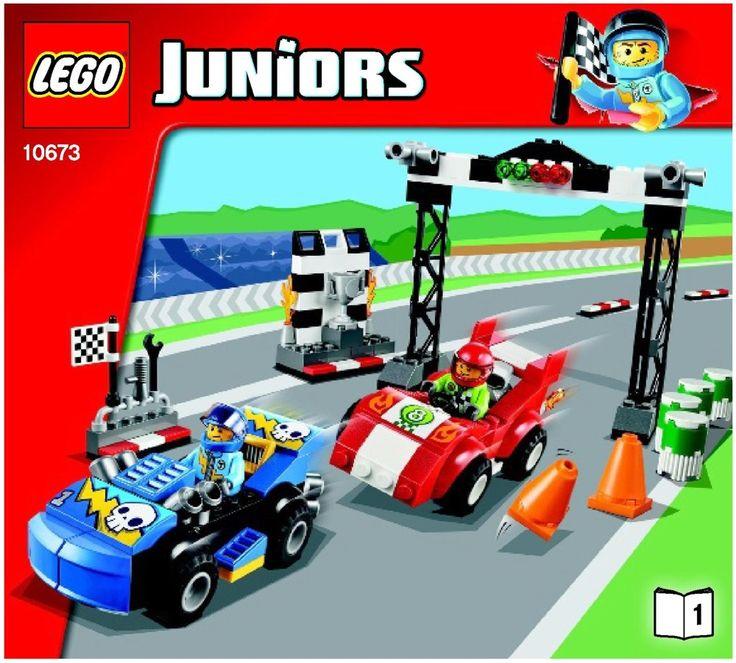 8 Best Lego Instructions Images On Pinterest Lego Instructions