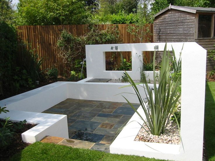 17 best images about garden ideas on pinterest gardens for Garden seating areas