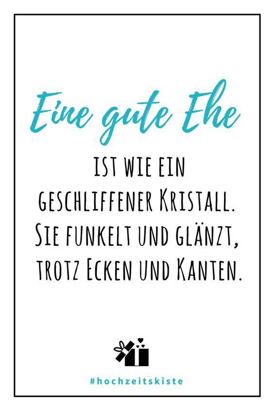 Beim Stöbern auf Pinterest haben wir diesen tollen Spruch für die Hochzeitszei…