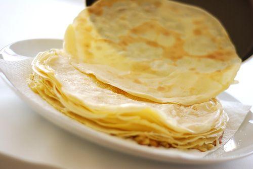 puszyste, mięciutkie i pyszniutkie naleśniki bez mąki - jadłaś już takie? ~ Dietetycznie Siostro!