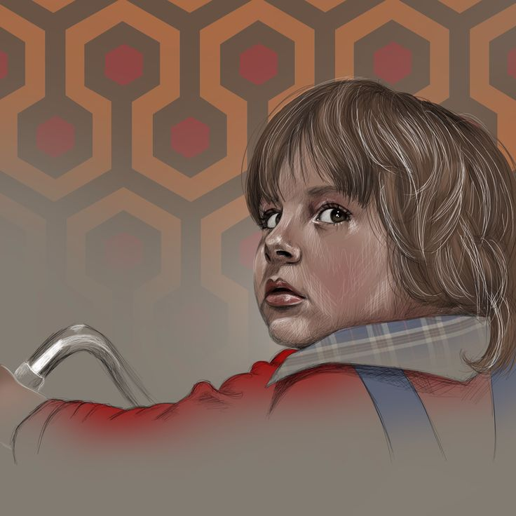 Image result for danny torrance illustrations