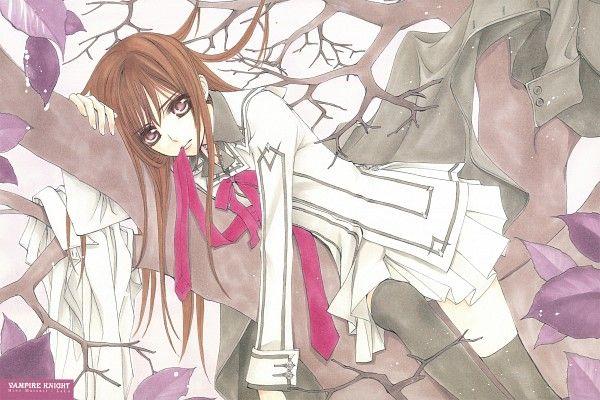 Vampire Yuki.  Vampire Knight