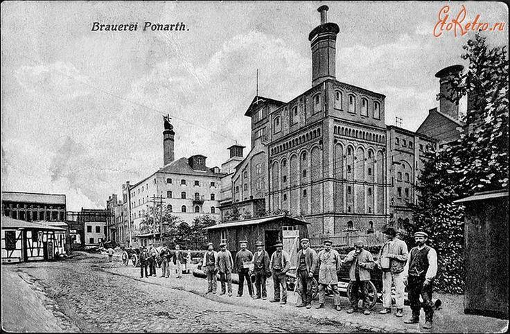 Крупнейшей пивоваренной компанией в довоенной Восточной Пруссии был кёнигсбергский пивзавод «Понарт», основанный Иоганном Филиппом Шиффердеккером 15 ноября 1839 года. Три буквы JPS в треугольнике на логотипе компании являются его инициалами (Johann Philipp Schifferdecker). Сейчас это ООО БАЛТМИНВОДЫ ул. Судостроительная, 4