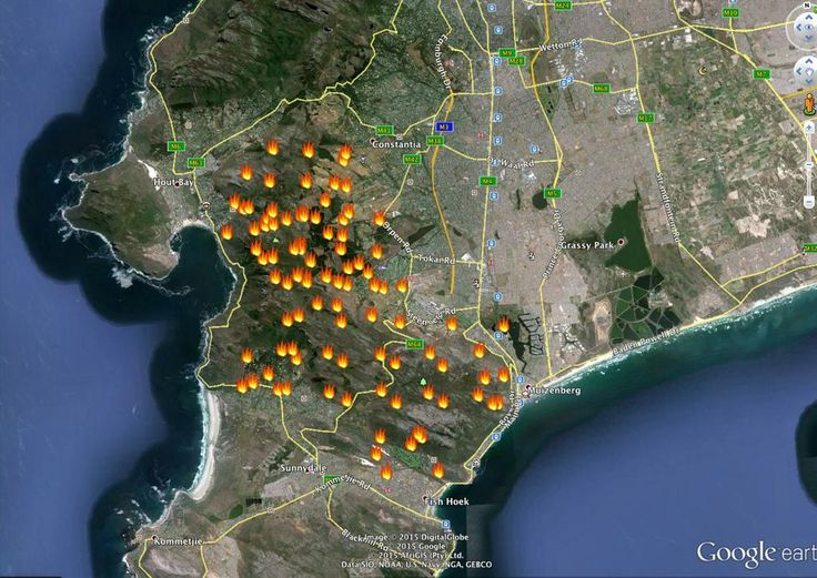 Kyle Cooper @seadaw_g Extent of the #CapeTownFire over the last 48hours from #modis satellite @ewnreporter pic.twitter.com/VvQq3XKhio