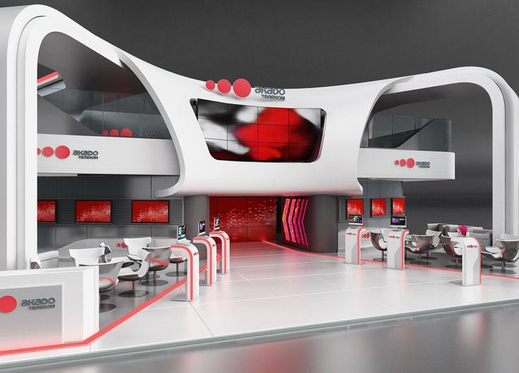 Exhibition Stand Futuristic : Futuristic stand fair design pesquisa google glass