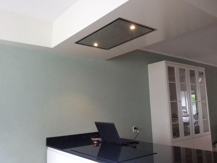 RVS  Plafond inbouw unit